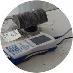 Misura conducibilità termica su campioni